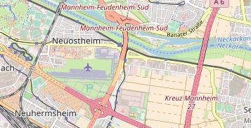 Mannheim Bundesland Karte.Wohnmobilstellplatz Mannheim Neuostheim Wohnmobilstellplatz In