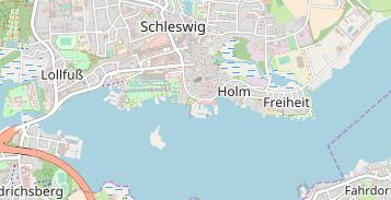 Haithabu Karte.Stellplatz Am Stadthafen Wohnmobilstellplatz In Deutschland
