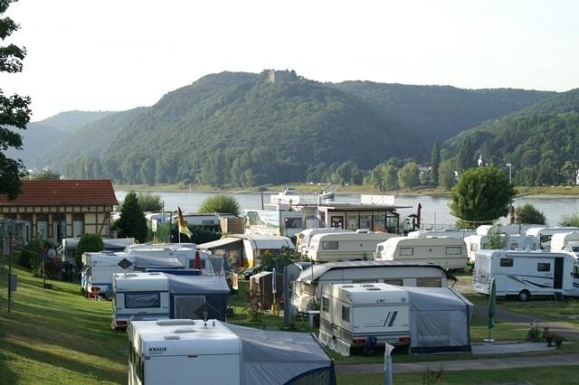 wellness rheinpark camping bad h nningen wohnmobilstellplatz in deutschland. Black Bedroom Furniture Sets. Home Design Ideas
