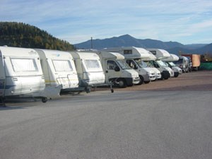 Wohnmobilstellplatz: Homepage http://www.soleando.it - Soleando Camper Parking