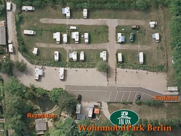 Wohnmobilpark Berlin Wohnmobilstellplatz In Deutschland
