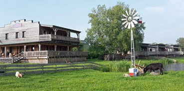 Reisemobilstellplatz - Fischland - Horse Lake Ranch