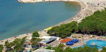 Reisemobilstellplatz - Zadar - Šibenik - Zaton Holiday Resort ****