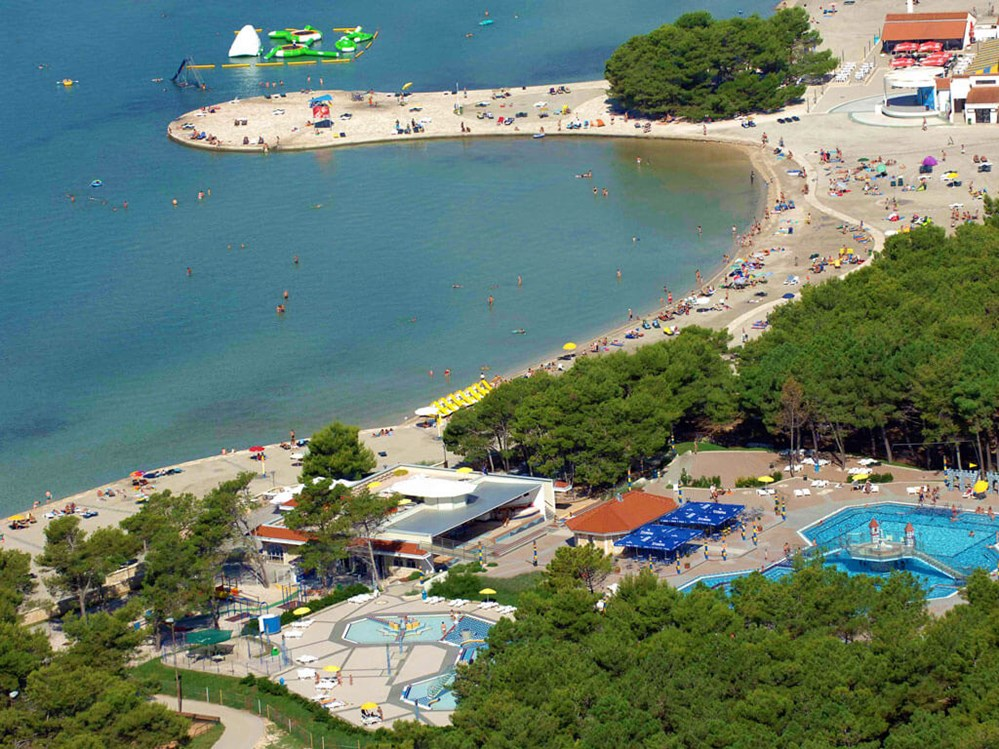 Wohnmobilstellplatz: Zaton Holiday Resort ****