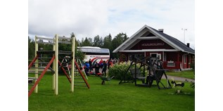 Reisemobilstellplatz - Lappland - Kuukiuru Holliday Village