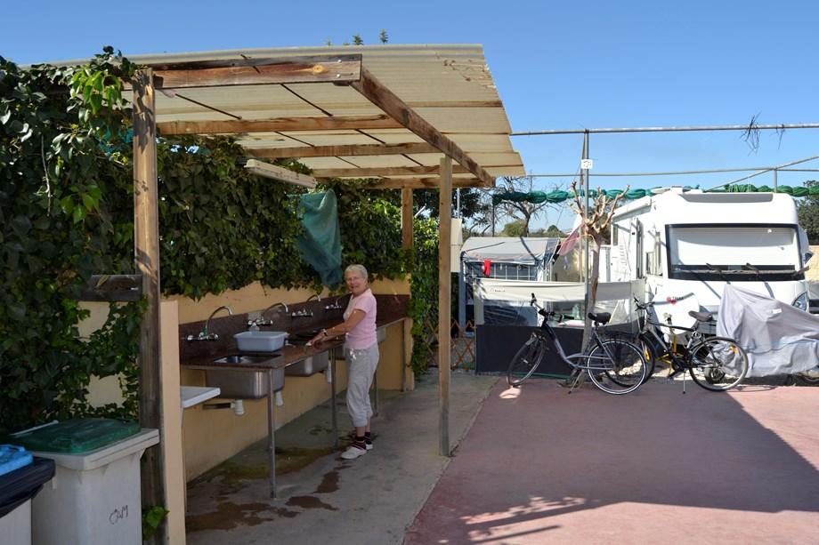 Camping el jardin wohnmobilstellplatz in spanien for Camping el jardin tilcara