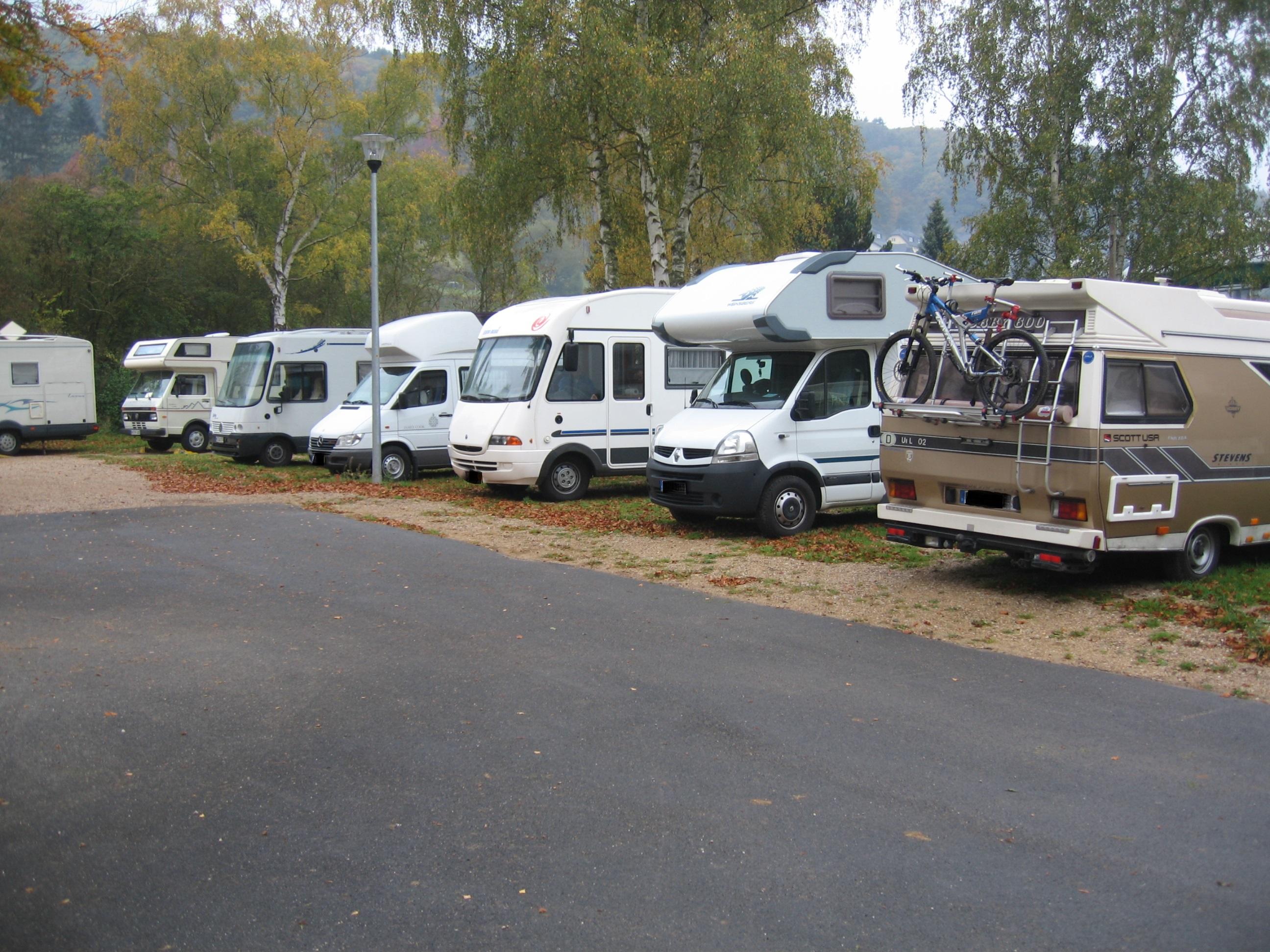 Wohnmobilpark Bad Münstereifel  Wohnmobilstellplatz in Deutschland