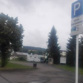 Wohnmobilstellplatz - Parking Gare-Usines